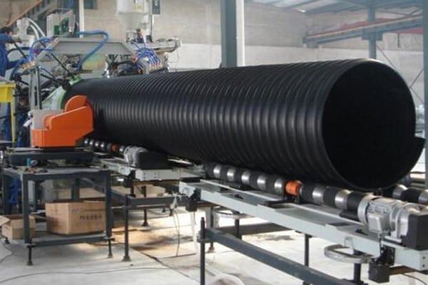 波纹管成型机